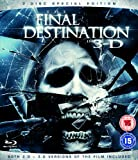 echange, troc The Final Destination [Blu-ray] [Import anglais]