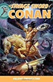 img - for Savage Sword of Conan Volume 22 book / textbook / text book