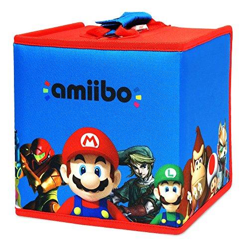 amiibo 8 Figure Travel Case - Mario and Friends