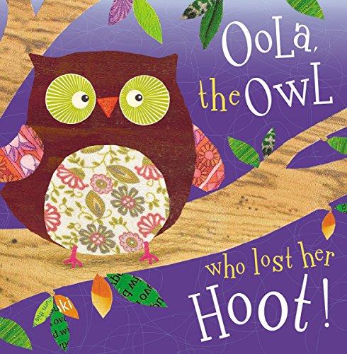Oola the Owl Who Lost Her Hoot! [Thomas Nelson] (Tapa Dura)