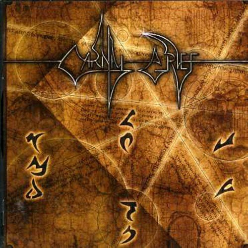 CD : Carnal Grief - Nine Shades Of Pain (Asia - Import)