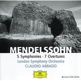 "Symphony No.2 In B Flat, Op.52 - ""Hymn Of Praise"" - 7. ""Die Nacht Ist Vergangen"""