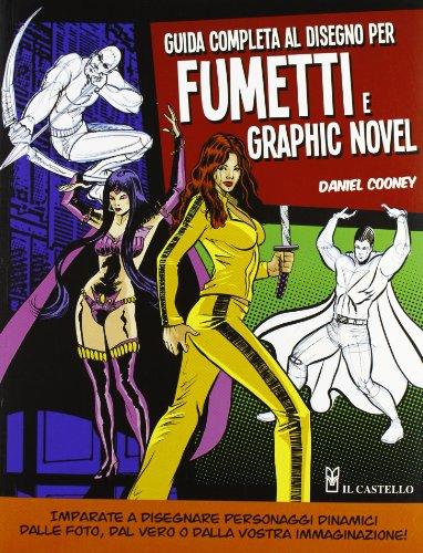 guida-completa-al-disegno-per-fumetti-e-graphic-novel