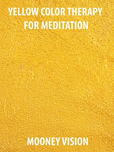 Yellow Color Therapy For Meditation
