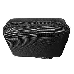 PinPle SNES Classic Mini Bag Hard Travel Carrying Case for Nintendo