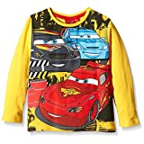 Disney Boy's Cars Racer Team Long Sleeve T-Shirt