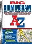 Big Birmingham Street Atlas (A-Z Stre...