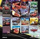 2013 Disney Cars 2 Grid Calendar