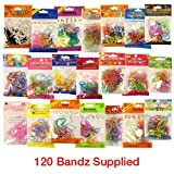 Bandz - Shaped Wrist Bands - (120 bandz styles may vary) [Toy]by Various