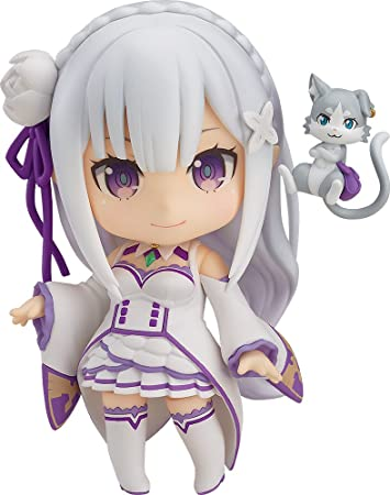 Re:ZERO -Starting Life in Another World- Emilia [Nendoroid 751] [import Japon]