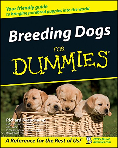Breeding Dogs For Dummies front-1085262