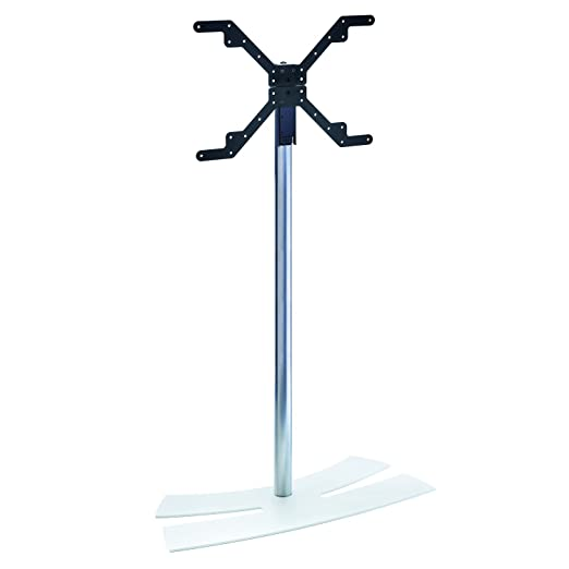 Erard Lux 1400Xl-Up Stand for TV Wall Mount White