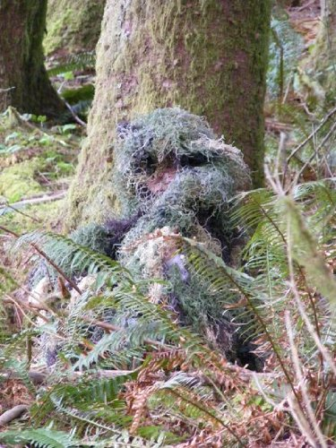 StealthSuit Kids Ghillie Set Woodland