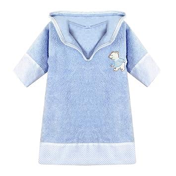 Oriental Blue Gris Chin/é//Blanc Erima 5-C Veste dentra/înement avec Capuche Mixte Adulte