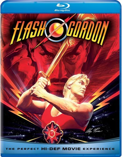 Cover art for  Flash Gordon [Blu-ray]