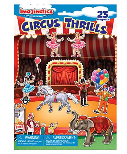 International Playthings Circus Thrills Toy