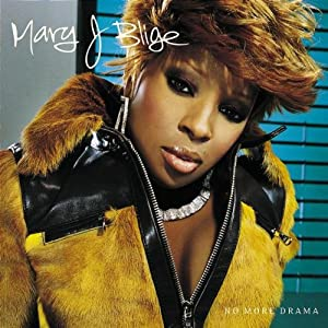 Mary J. Blige - No More Drama - MCA Records - 112 616-2