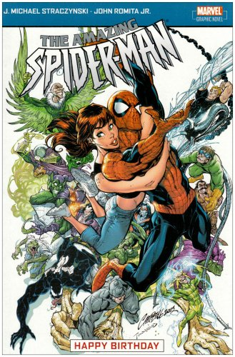 The Amazing Spider-Man: Happy Birthday Vol. 5