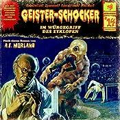 Im Würgegriff des Zyklopen (Geister-Schocker 14) | A. F. Morland