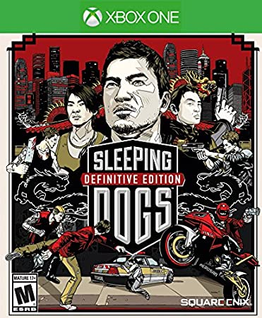 Sleeping Dogs: Definitive Edition: Limited Edition - Xbox One