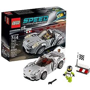 レゴ スピードチャンピオン ポルシェ 918 スパイダー 75910