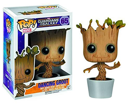 Guardians of the Galaxy : Dancing Groot Bobble Funko Pop