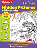 img - for Highlights Favorite Hidden Pictures  Wildlife Puzzles book / textbook / text book