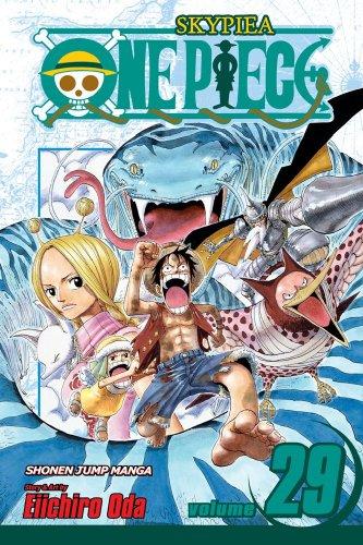 ONE PIECE ワンピース コミック29巻 (英語版)