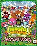 Moshi Monsters - Music Rox Poster - 50x40cm