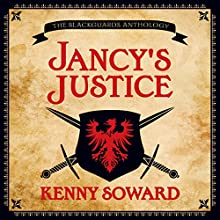 Jancy's Justice: A GnomeSaga Tale (       UNABRIDGED) by Kenny Soward Narrated by Scott Aiello