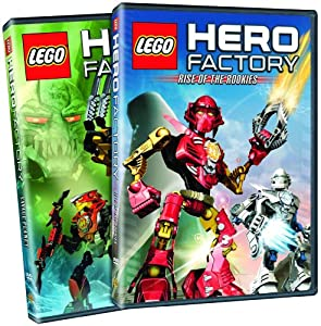 Lego Hero Factory: Savage Planet & Rise of Rookies [DVD] [Region 1] [US Import] [NTSC]