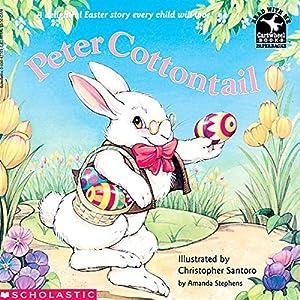 Peter Cottontail Audiobook