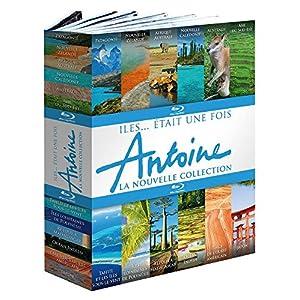 Antoine - Iles... était une fois - La nouvelle collection [Blu-ray]