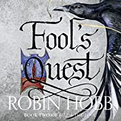 Fool's Quest: Fitz and the Fool, Book 2   Robin Hobb