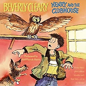 Henry and the Clubhouse Audiobook