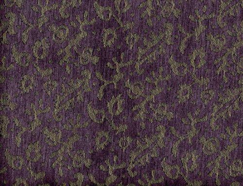 Upholstery Full Size Futon Cover-Purple Jasmine * Made of Heavy Duty Italian Fabric