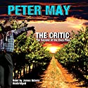 The Critic: The Enzo Files, Book 2 (       UNABRIDGED) by Peter May Narrated by James Adams