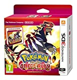 Video Games - Pokemon Omega Rubin (Steelbook)