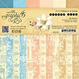 Graphic 45 Gilded Lily Patterns and Solids