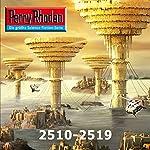 Perry Rhodan 2510-2519 (Perry Rhodan Stardust-Zyklus 2) | Hubert Haensel,Christian Montillon,Arndt Ellmer,Rainer Castor,Leo Lukas