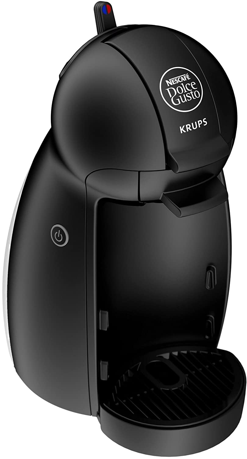 krups kp1000ib nescafe dolce gusto piccolo coffee machine black kp1000 ebay. Black Bedroom Furniture Sets. Home Design Ideas
