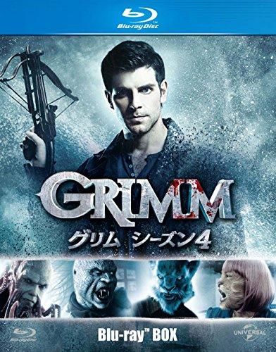 GRIMM/グリム シーズン4 BD-BOX[Blu-ray/ブルーレイ]