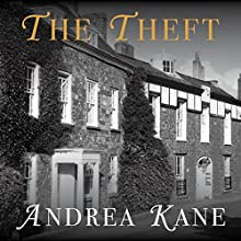 The Theft Audiobook by Andrea Kane Narrated by Flora MacDonald