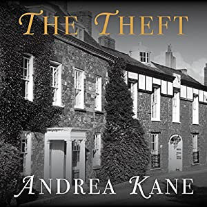 The Theft Audiobook