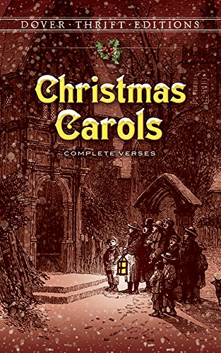 Christmas Carols: Complete Verses (Dover Thrift Editions) PDF