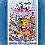 Karo und die Schnitzelklopfer (Karo der Kleinstlöwe 2) | Gertrud Schmalenbach,Helmut Jost