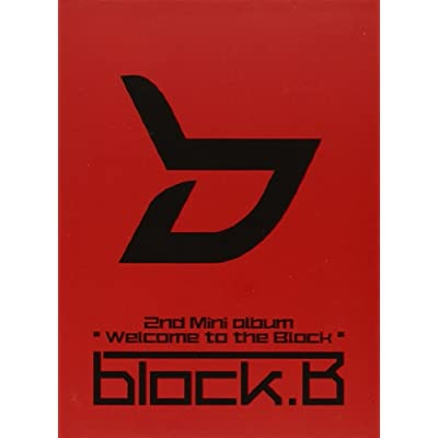 block.B(ブロック・ビー)/Welcome to the BLOCK-2nd Mini AlbumをAmazonでチェック!