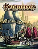 img - for Pathfinder Campaign Setting: Ships of the Inner Sea book / textbook / text book