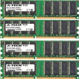 4GB KIT (4 x 1GB) For Dell Optiplex