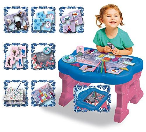 Lisciani 46805 frozen tavolino educativo - Cucina frozen prezzo ...